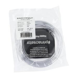 EasyPrint PETG Sample – 2.85mm – 50 g – Clear