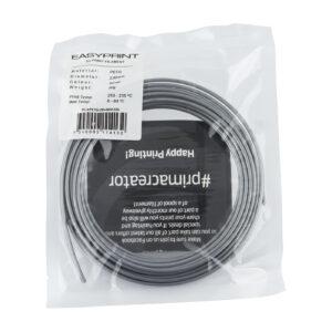 EasyPrint PETG Sample – 2.85mm – 50 g – Solid Silver