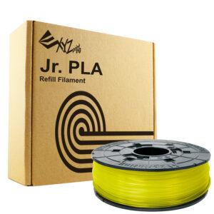 XYZprinting Da Vinci Junior / Mini PLA – 600g – Clear Yellow