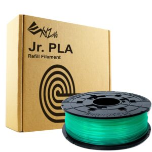 XYZprinting Da Vinci Junior / Mini PLA – 600g – Clear Green