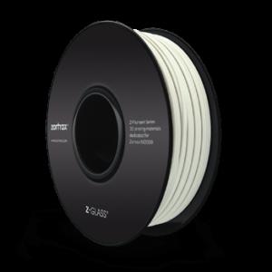 Zortrax Z-GLASS Filament – 1.75mm – 800g – Clear