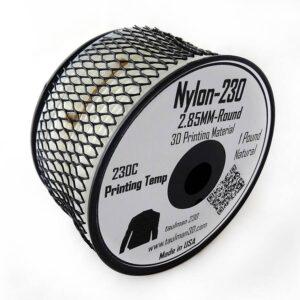 Taulman Nylon 230 – 2.85mm – 450g – Clear