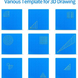 3D Pen Silicone Drawing Mat – 170 x 170 mm