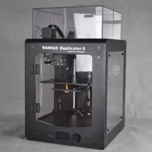 Wanhao Acrylic side and top cover  to Duplicator 6