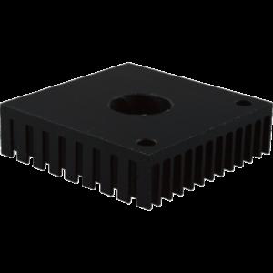 Aluminium Heatsink w/ Center Hole – 40 x 40 mm