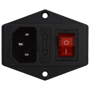 Anet ET4 / ET5 Power Socket with On/Off Switch and Fuse