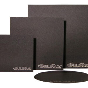 BuildTak 3D Print Surface – 114 x 114 mm (4,5″ x 4,5″)