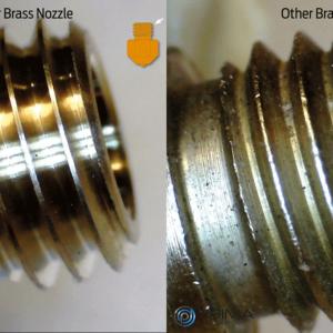 CreatBot Brass Nozzle 1,0  mm – 1 pcs