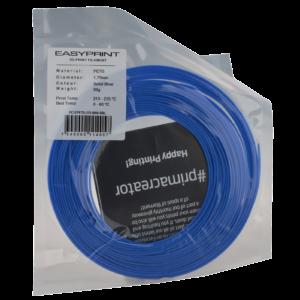 EasyPrint PETG Sample – 1.75mm – 50 g – Solid Blue