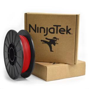 NinjaFlex Filament  – 1.75mm – 0.5 kg – Fire Red