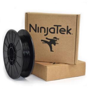 NinjaFlex Filament  – 1.75mm – 0.5 kg – Midnight Black