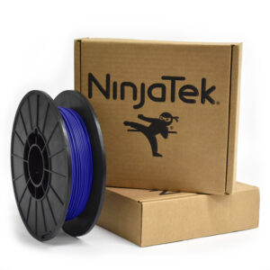 NinjaFlex Filament  – 1.75mm – 0.5 kg – Sapphire Blue