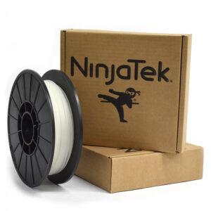 NinjaFlex Filament  – 1.75mm – 0.5 kg – Water Semi-transparent