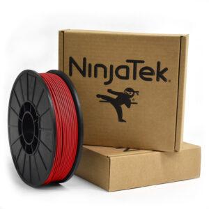 NinjaFlex Filament  – 2.85mm – 1 kg – Fire Red