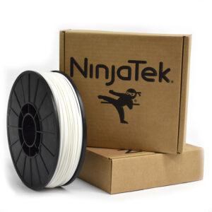 NinjaFlex Filament  – 2.85mm – 1 kg – Snow White