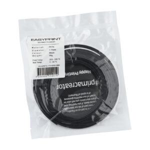 EasyPrint PETG Sample – 1.75mm – 50 g – Solid Black