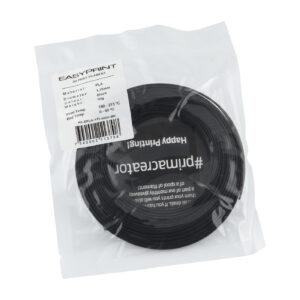 EasyPrint PLA Sample – 1.75mm – 50 g – Black