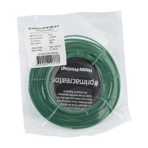 EasyPrint PLA Sample – 1.75mm – 50 g – Green