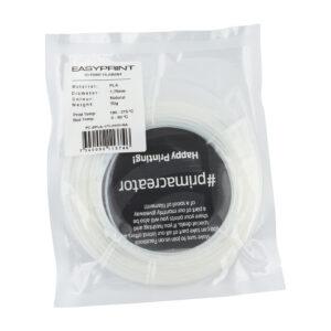 EasyPrint PLA Sample – 1.75mm – 50 g – Natural