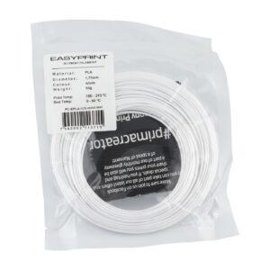 EasyPrint PLA Sample – 1.75mm – 50 g – White