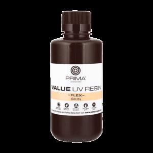 PrimaCreator Value Flex UV Resin – 500 ml – Skin
