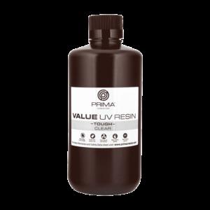 PrimaCreator Value Tough UV Resin (ABS Like) – 1000 ml – Clear