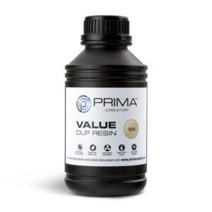 PrimaCreator Value UV / DLP Resin – 500 ml – Skin