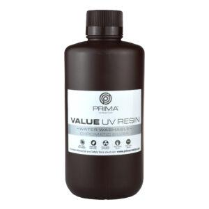 PrimaCreator Value Water Washable UV Resin – 1000 ml – Chromatic Silver
