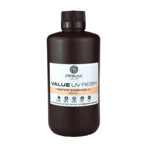 PrimaCreator Value Water Washable UV Resin – 1000 ml – Skin