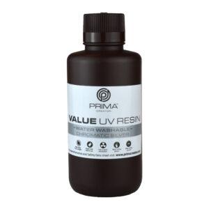 PrimaCreator Value Water Washable UV Resin – 500 ml – Chromatic Silver