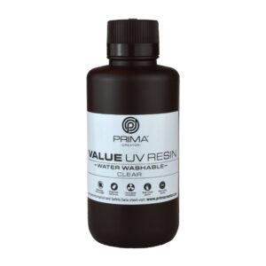 PrimaCreator Value Water Washable UV Resin – 500 ml – Clear
