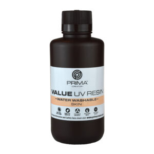 PrimaCreator Value Water Washable UV Resin – 500 ml – Skin
