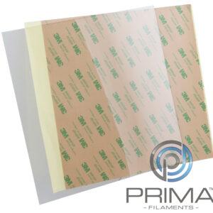 PrimaFil PEI ULTEM Sheet 400 x 400 mm – 0.2 mm