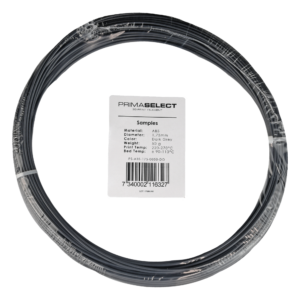 PrimaSelect ABS – 1.75mm – 50 g – Dark Grey