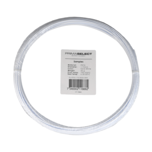 PrimaSelect PETG – 1.75mm – 50 g – Solid White