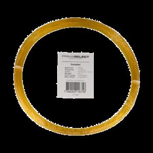 PrimaSelect PETG – 1.75mm – 50 g – Transparent Yellow