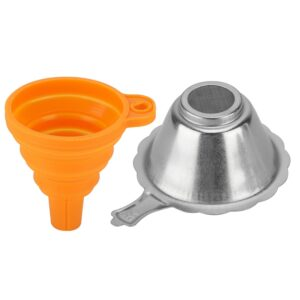 Resin Funnel with Filter