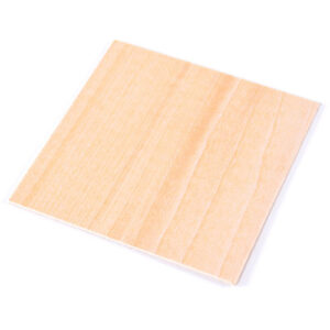 Snapmaker Blank Wood Squares (10-Pack)
