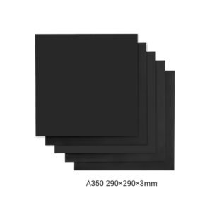 Frosted Acrylic Sheet for Snapmaker 2.0 / 290 × 290 × 3mm / 5-Pack