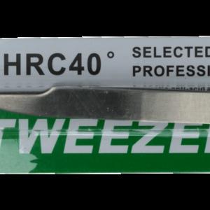 Stainless Steel Tweezers – Curved