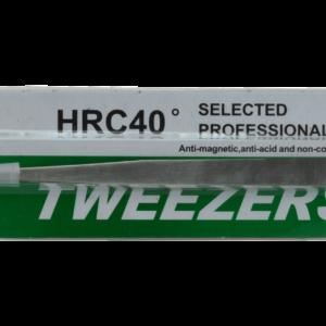 Stainless Steel Tweezers – Straight
