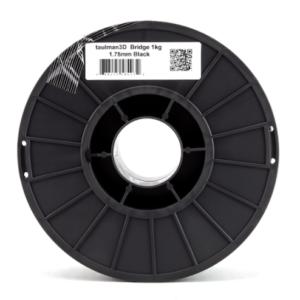 Taulman Bridge Nylon – 1.75mm – 1 kg – Black