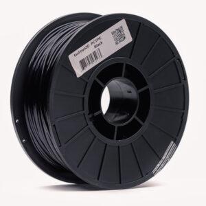 Taulman PCTPE Plasticized Copolyamide TPE Filament  – 1.75 mm – 450g spool – Black