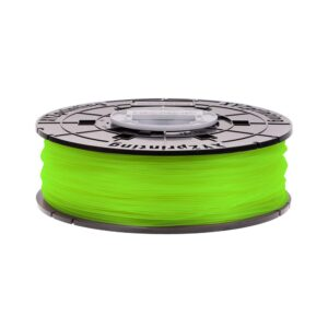XYZprinting Da Vinci Junior / Mini (NFC) Antibacterial PLA – 600g – Neon Green