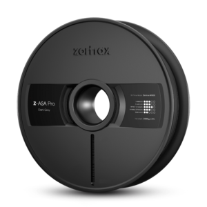 Zortrax Z-ASA Pro filament for M300 – 1,75mm – 2 kg – Graphite