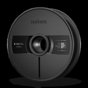 Zortrax Z-ASA Pro filament for M300 – 1,75mm – 2 kg – Pure Black