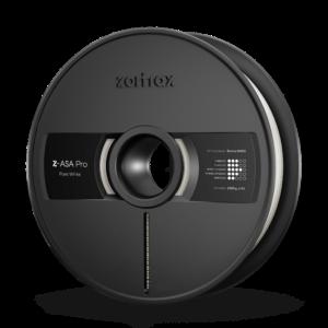 Zortrax Z-ASA Pro filament for M300 – 1,75mm – 2 kg – Pure White