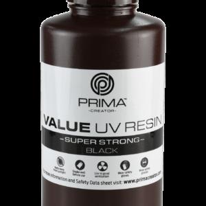 PrimaCreator Super Strong UV Resin – 500 ml – Black